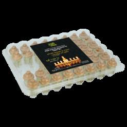 נרות לחנוכה שמן זית ראוי למאכל